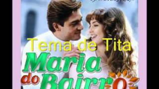 getlinkyoutube.com-SOUNDTRACK Maria la del Barrio Parte 1 (Maria do Bairro)