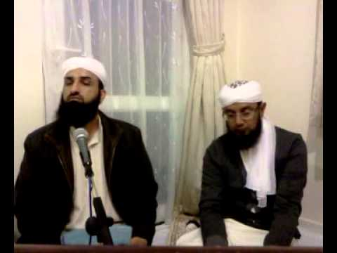 Shab-e-Barat with Hazrat Sheikh Mahboob Sajjan Saeen - at Slough (UK)