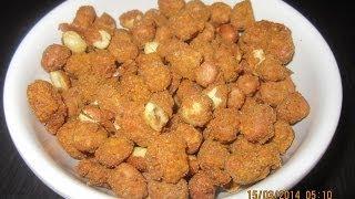 getlinkyoutube.com-Masala Peanut or Masala Kadalai or Kadalai Pakoda or Peanut Pakoda (in tamil)