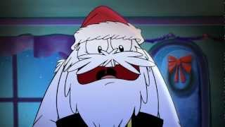 getlinkyoutube.com-Huevocartoon - Navidad El Huevo Santa 3