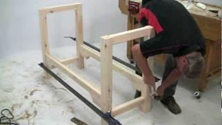 getlinkyoutube.com-Build a Workbench - Build it with Bosch