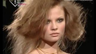 getlinkyoutube.com-fashiontv | FTV com - MAGDALENA FRACKOWIAK First Face S/S 08