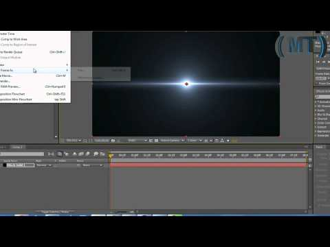 Photoshop: How to get Optical Flares into PS