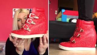 getlinkyoutube.com-•••Haul tendance Fashion : vêtements et chaussures •••