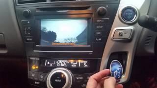 getlinkyoutube.com-Toyota Prius+ plus T4