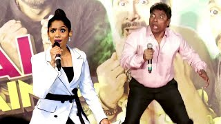 Johnny Lever Vs Daughter Jamie Lever's FUNNY Mimicry & Stand Up Comedy width=