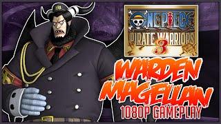 getlinkyoutube.com-ONE PIECE: Pirate Warriors 3 | Magellan Gameplay「ワンピース 海賊無双3」