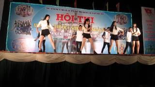 """getlinkyoutube.com-Nhảy Dance """"NOW"""" THCS Bình Trị"""