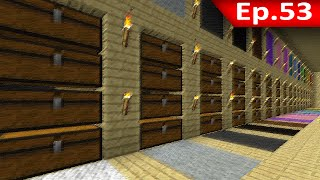 getlinkyoutube.com-Tackle⁴⁸²⁶ Minecraft (1.7.9) #53 - Farm ขนแกะ: เครื่องคัดแยก