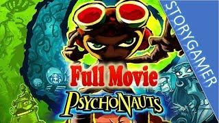 getlinkyoutube.com-Psychonauts Full Movie All Cutscenes