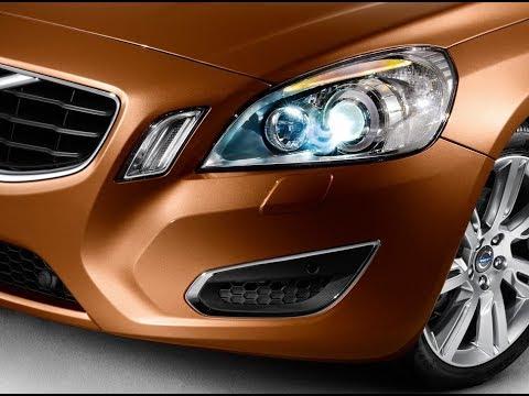 Volvo S60 2011г  Причины запотевания фары  Ремонт фары Вольво  Чистка стекла фары