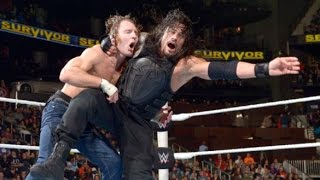 [ZTM2016] Roman Reigns vs Dean Ambrose – WWE WHC Tournament Final Match Full Match