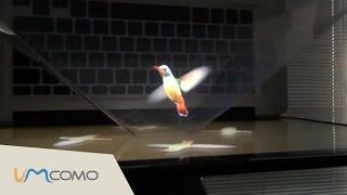 getlinkyoutube.com-Fazendo Holograma Caseiro Passo a Passo