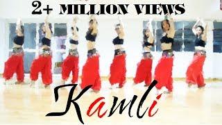 getlinkyoutube.com-KAMLI | DHOOM:3 | Aamir Khan, Katrina Kaif | by Master Santosh's students @ Vietnam