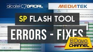 getlinkyoutube.com-SP Flash Tool - Errors/Fixes - Drivers Mtk