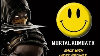 How to hack Mortal Kombat X with lucky patcher (this time the right way)