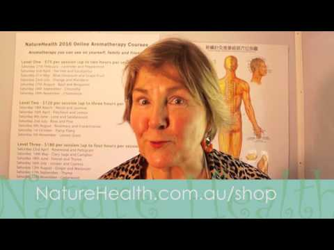 Aromatherapy Online Course Level 1