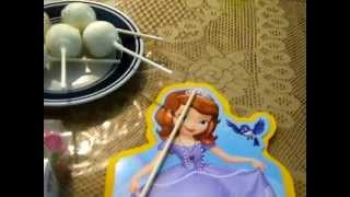 getlinkyoutube.com-CENTRO DE MESA DE SOFIA THE FIRST