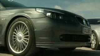 BMW M5 vs Alpina B5 vs Mercedes-Benz E55 AMG vs Brabus E V12