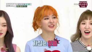 getlinkyoutube.com-Red Velvet Weekly Idol Türkçe Altyazılı