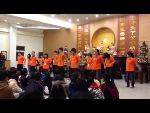 20140208正和書院高中志工冬令成長營晚會 - 道基佛堂