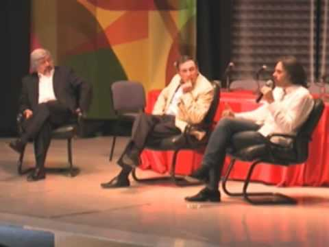 Pablo Doberti- Pedro Landavarde. Primer Congreso de Padres UNOi.