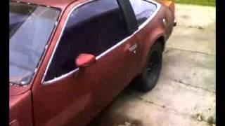 1976 1977 1978 1979 1980 1981 chevy chevrolet monza barn find