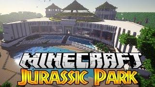 getlinkyoutube.com-Minecraft Jurassic Park