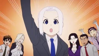 ショートアニメ「企業戦士アルスラーン」#1