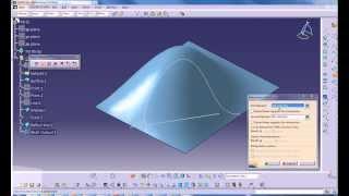 getlinkyoutube.com-CATIA V5 - Surfacing Basics - Part 1 - Wireframe