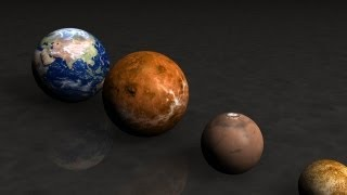 getlinkyoutube.com-PLANETS AND STARS SIZE - COMPARISON - EARTH SIZE