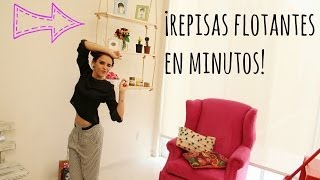 getlinkyoutube.com-HAZ REPISAS FLOTANTES EN MINUTOS ♥ - (Yuya ft. MOTEL)