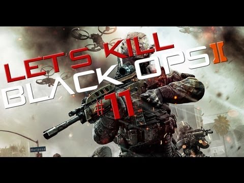 Let's Kill CoD: Black Ops 2 (feat. iTempoo) - #011 - Unsere Laggs! ^^