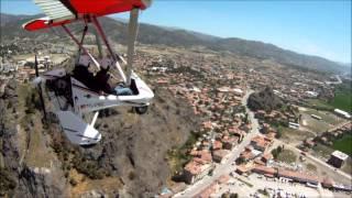 flying trikes ,flying microlights