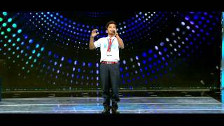 ZEE TV - SA RE GA MA PA LIL CHAMPS -  SATYAJEET