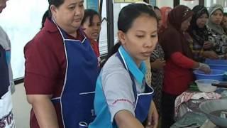 getlinkyoutube.com-Pelatihan Cara Membuat Ayam Ala KFC - Keriting & Renyah