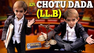 CHOTU DADA LLB | KHANDESH COMEDY VIDEO 2018 | CHOTU COMEDY