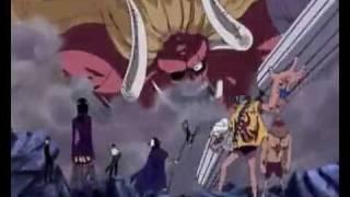 getlinkyoutube.com-One Piece - Everybody Vs Oz The Complete Battle GS