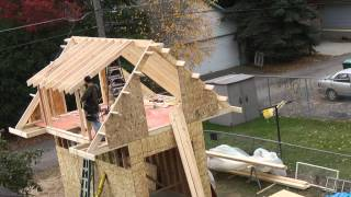 getlinkyoutube.com-Building a Shed