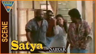 Satya The Sarkar Hindi Dubbed Movie    Rami Reddy Kidnap To Urmila Matondkar    Eagle Hindi Movies