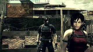 getlinkyoutube.com-Resident Evil 5 Mod - Ada Wong Mercenaria Re2 HD 100%