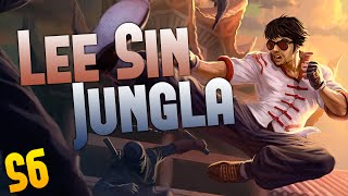 getlinkyoutube.com-LEE SIN JUNGLA - FESTIVAL DE KILLS - TEMPORADA 6