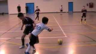 getlinkyoutube.com-Pietro 9 ans petit prodige du football