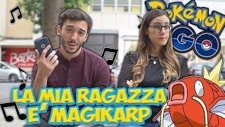 LA MIA RAGAZZA È MAGIKARP - CANZONE/PARODIA Jovanotti - Pokemon GO