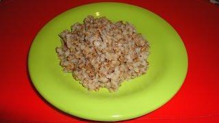 Cómo cocinar Trigo Sarraceno - Receta fácil