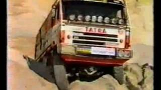 getlinkyoutube.com-Dakar 1986 Tatra