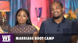 getlinkyoutube.com-Brittish Williams & Lorenzo Gordon Bio | Marriage Boot Camp: Reality Stars