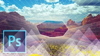 Create and Animate an Amazing 3D Photo in Photoshop CC!