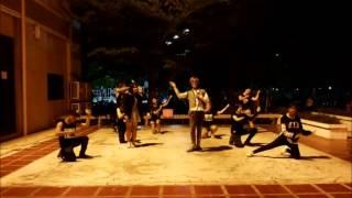 "getlinkyoutube.com-Lollipop CZ Dance cover - ""200%"" AKMU Akdong Musician"
