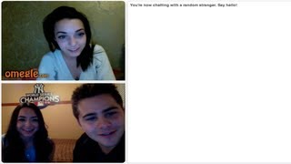 The Omegle Trap. Feat. Delina The Cucumber